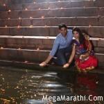 Kahe Diya Pardes Zee Marathi Serial Gauri and Shivv