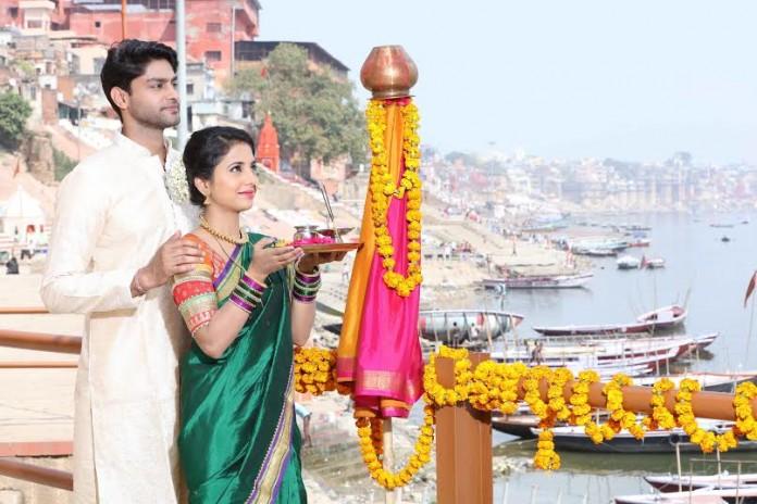 Kahe Diya Pardes Zee Marathi Serial Shiv And Gauri