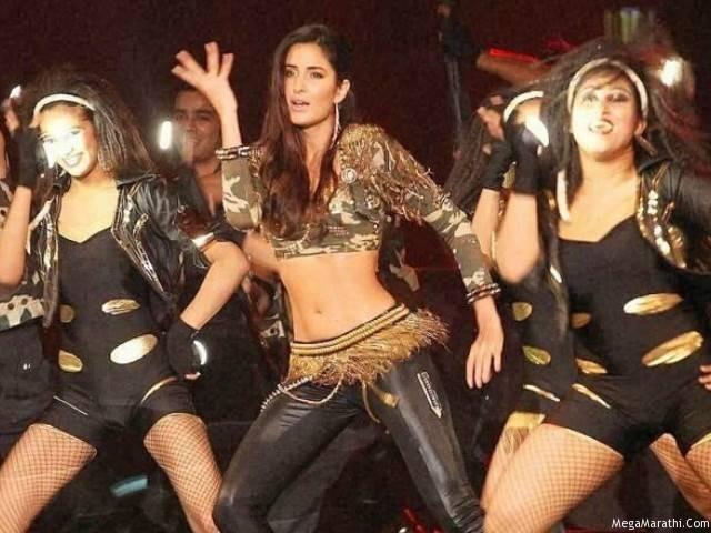 Katrina Kaif On Her Abs At IPL Opening Ceremony