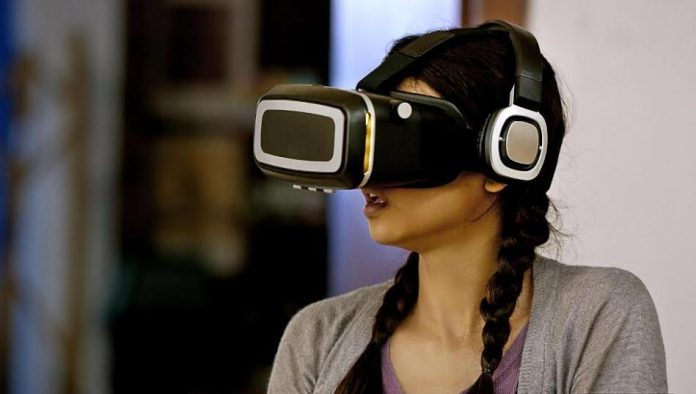 Besides the movie being one-of-a-kind psychological thriller, it's learnt that the makers have incorporated 'Virtual Reality' technology, a first for a Bollywood film.