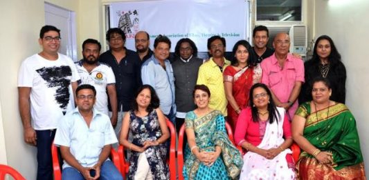 'Hasale Aadhi Kuni' One Act Play Muhurat