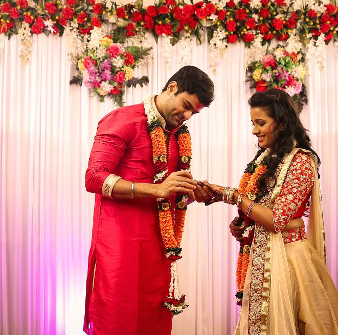 Mayuri Wagh Got Engaged To Piyush Ranade
