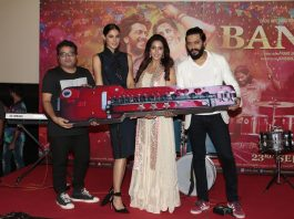 Riteish Deshmukh, Nargis Fakhri, Krishika Lulla & Ravi Jadhav launch the musical trailer of Banjo!