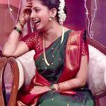 Sayali Sanjeev Smiling Photos