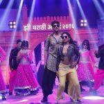 shiv-and-gauri-during-zee-marathi-awards-2016