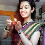 dhanshri-kadagaonkar-photos-diwali