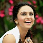 Amruta Khanvilkar Marathi Actress Smiling