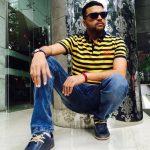 Ankush Chaudhari Actor Action Photos