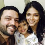 Ankush Chaudhari Marathi Actor Family Photos