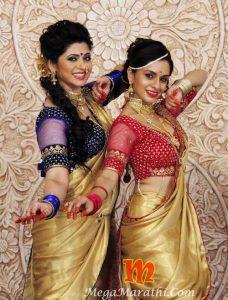Deepali Sayyad and Sukhada Khandkekar Dance For Hero