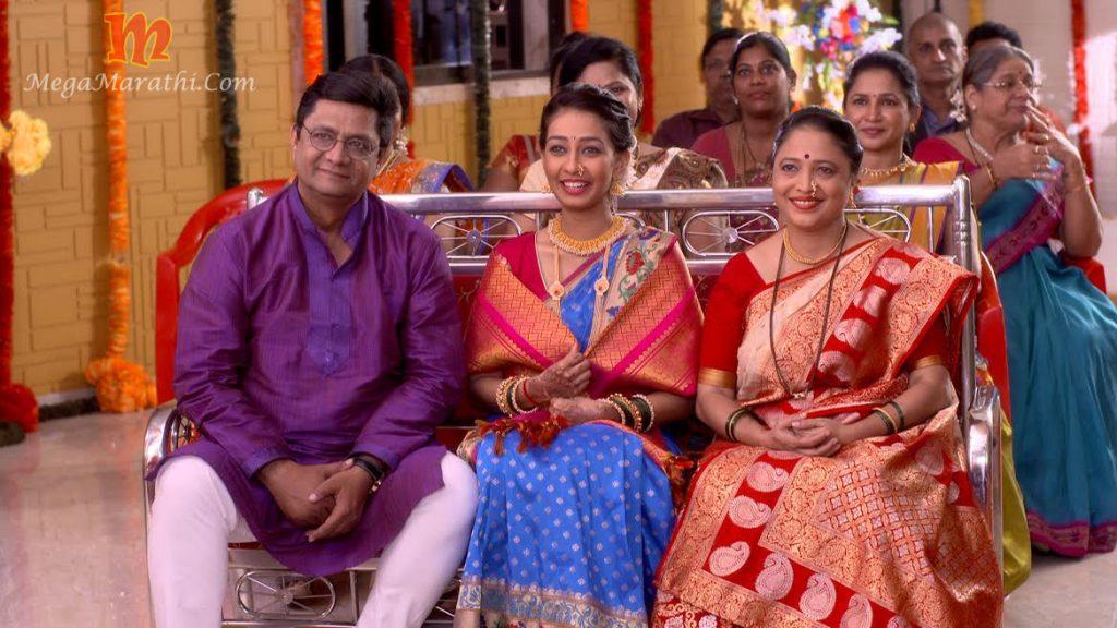 Goth Serial Radha Marriage Photos
