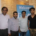 Odh Team With Rohit Raut