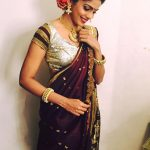 Pooja Swant In Saree