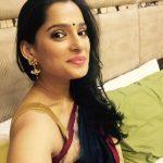 Priya Bapat Saree Hot Photos