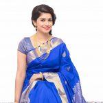 Rasika Sunil Hot Saree Photos