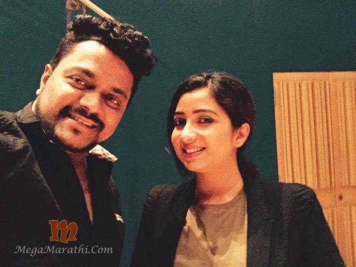 Shreya Ghoshal's All Set To Sing For Amit Raj In Deva
