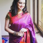 Shruti Marathe In Saree