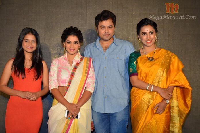Subodh Bhave's ' Karaar ' with Urmila Kanetkar and Kranti Redkar Aarti More
