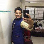 Subodh Bhave Selfie