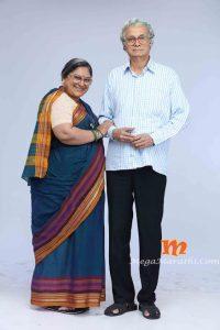 Sukanya Mone and Dilip Prabhavalkar