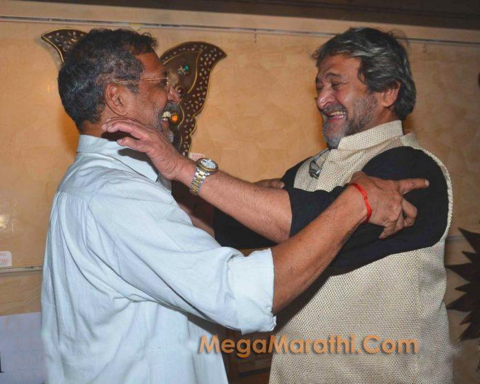 The legends 'Nana Patekar' and 'Mahesh Manjrekar' Together For 'Nation First'