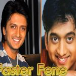 Faster Fene Marathi Movie Riteish Deshmukh and Amey Wagh
