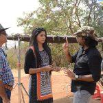 Lapachhapi Marathi Movie Shooting Moments