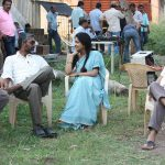 Nagraj Manjule and Gajendra Ahire AT Shoot