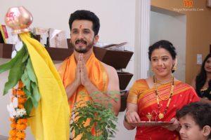 Majhya Navryachi BAyko Serial Gudi Padwa