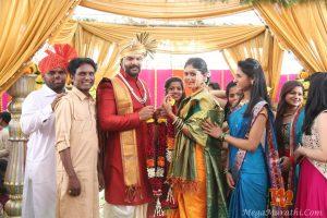Ranada and Anjali's Marriage Photo