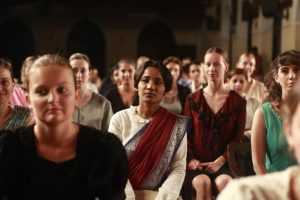 Tannishtha Chatterjee at University