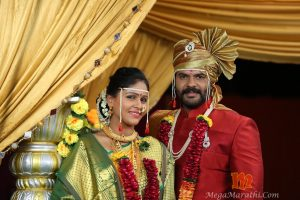 Tujhyat Jeev Rangla Marriage Pics