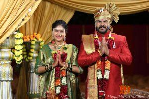 Tujhyat Jiv Rangla Serial Marriage Photos
