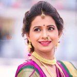 Mayuri Wagh Marathi Actress Cover