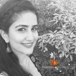 Vaidehi Parshurami Black and White