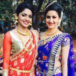 Vaidehi Parshurami and Pooja Sawant