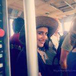 Vaidehi Parshurami in hat