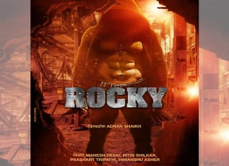 Rocky Marathi Movie Cover