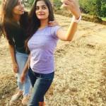 Bhagyashree Mote Selfie