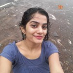 Bhagyashree Mote Selfie Image