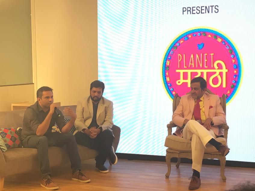 Manja Bole Chat Show Planet Marathi