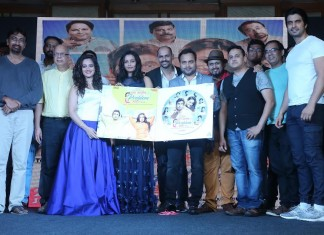 The Music Launch of Mala Kahich Problem Nahi Was a Grand Affair