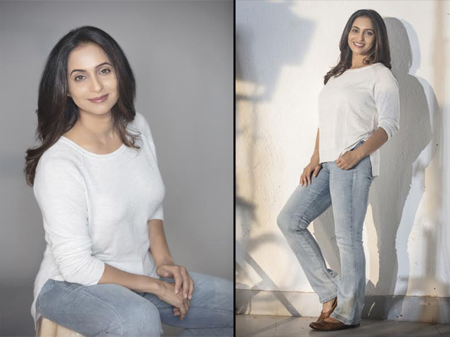 Ashvini Bhave Launched Her Official Website For Her Fans