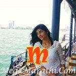 Veena Jagtap Radha Look