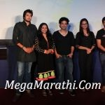 Asehi Ekda Vhave Movie Team 2