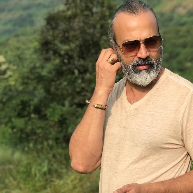 Bijay Anand is a New Villain in Marathi Movie!