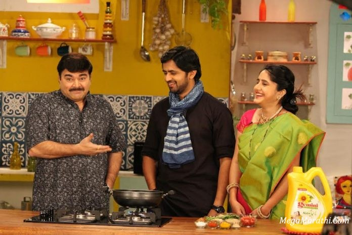 Colors Marathi's MakarSankrant Special 'Aaj Kaay Special' With Shashank Ketkar and Priyanka Dhavale !