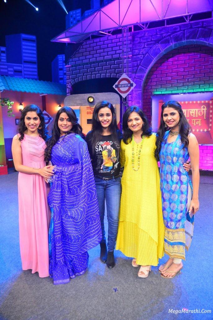 Radha Prem Rangi Rangli Serial Lady Starcast