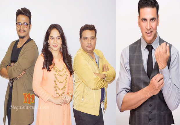Sa Re Ga Ma Pa – Ghe Panga, Kar Dhanga to host its Grand Finale Live in Presence of Akshay Kumar and Annu Kapoor