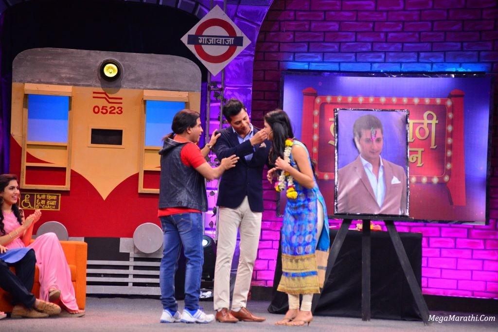Sachit patil and Veena Jagtap